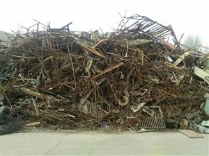 酒嘉地区收购废钢铁,废钢筋废电瓶,废角铁,废槽钢,废钢板,各种钢筋压块,重废大料,重废一级合格料,破...