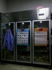 盛宝三开门保鲜冰箱,水果店,饭店都能用
