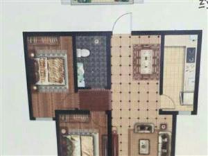 尚科世纪城2室2厅1卫57万元