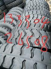长期出售各型号二手轮胎矿山烂路首选经济实惠