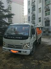 2009年11月福田排半货车