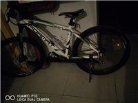 九成新27速山地自行车,现低价出售