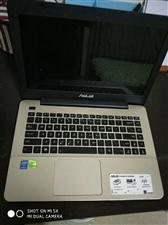 出售一部笔记本电脑华硕A455L去年买的系统是Windows10,九五新,  我是想买个台式电脑这个...