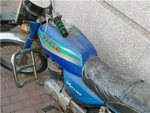 AX100一冬天没动了 现在买车不骑了  一脚就着 机器没问题   接手就骑