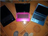 i3处理器,4g内存,1g独立显卡,500g硬盘。成色都比较好。看上那台,可以电话联系,谢谢。