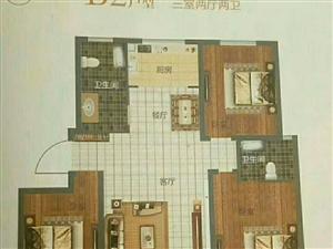 名都一品3室2厅2卫70万元