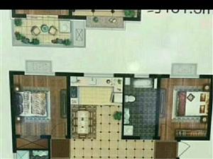 尚科2室2厅1卫59万元