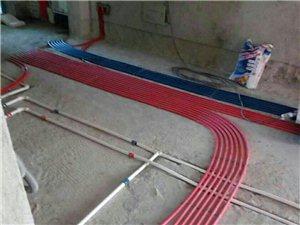 点对点大弧弯活线水电安装