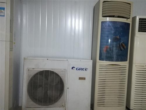 现有挂机空调6台,柜机空调9台,格力、美的占多数,使用2~3年,负责安装调试,有意者联系我。 15...