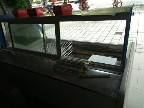 卤菜保鲜柜  油炸锅   快餐车加热保温的(6个盆)