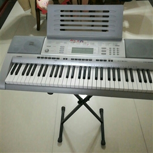 电子琴九成新卡西欧牌