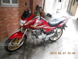 出售一辆新大洲本田超级锐箭  125cc摩托车,3年的车13000公里,车子明年审!有意者联系181...