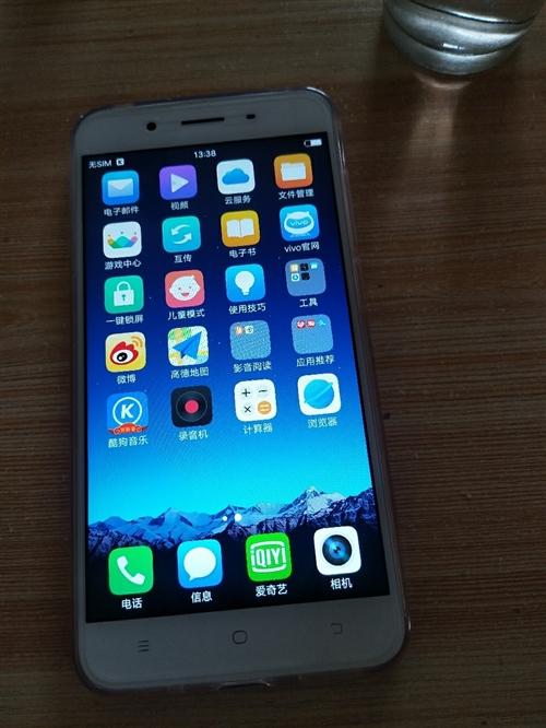 vivo Y 66i手机 !在南宫刚买俩天!买重复了!有要的价格可以商量!