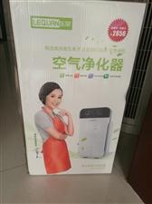 全新空气净化器,家有富余,半价出售,有意者私聊,价格可议!