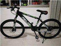 本人有一辆,九成新的山地自行车,转让,有意者联系,15023989098