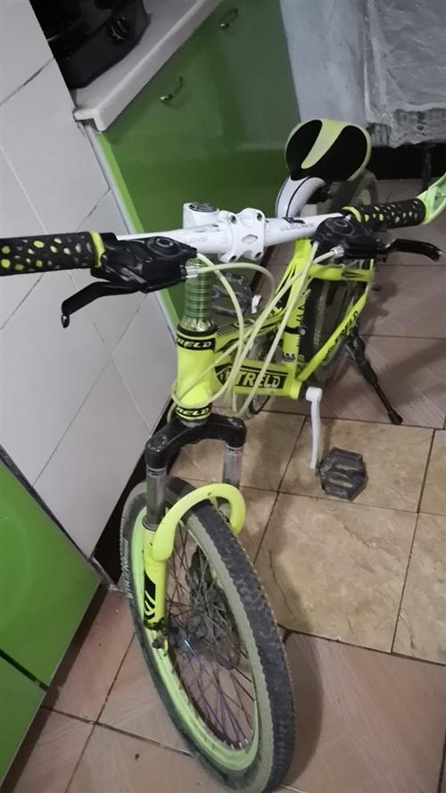 8成新变速自行车