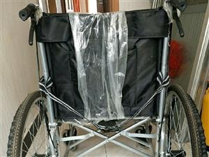轮椅,买来就用了几次……