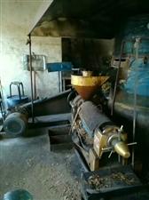 出售榨油机设备,炒锅,净化,脱色,水化设备,一年设备。15545686880