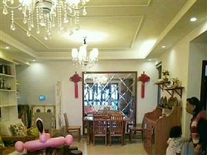 海南大学东门旁皇冠世纪豪门豪装3房 135平可贷款