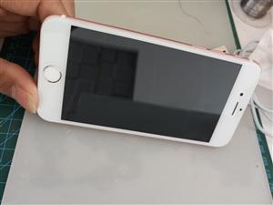 iphone6s玫瑰金出一台,