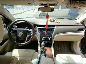 刚到手2014年10月凯迪拉克XTS,5.9万公里实表,自己朋友私车,很清楚的4S店和保险记录,极品...