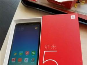 黑色红米5plus,4+64高配版,本来打算买来做备用机的,结果公司给配了新的手机,这块就用不着了。...