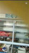 安淇尔展示柜,上冷藏下冷冻,1.6米,9成新,用了半年多,5000风神冷风机,9成新,用了一夏天,价...