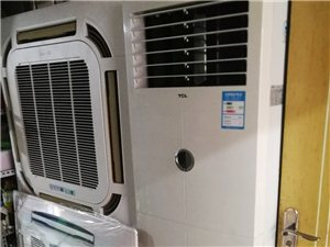 本店長期回收、出售二手掛機空調,3匹柜機,3匹、5匹天井中央空調,冰箱、展示柜、液晶電視,窗機空調出...