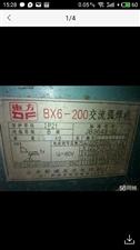 电焊机为1993年山东郯城东方牌电焊机厂产品,具有质量好效率高特点,可长时间大电流工作,电流可调75...
