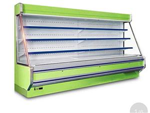 自动调温冷热风幕柜九成新,收银电子秤,急需处理,电话15837851178