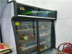 水果店不干了,货架和冰箱转让都是九成新的