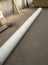 厂家建厂房多出的pvc管,直径315MM, 200MM,价格优惠处理,联系人:吴经理 手机:1375...
