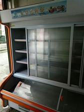 二手点菜柜万博体育manbetx767:操作台冰柜二手空调万博体育manbetx7679成新价格面谈
