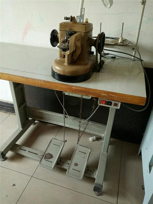 縫皮機一臺,價格1000元