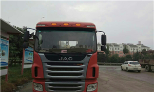 出售:江淮格尔发国五6.8m平板,2017年的车