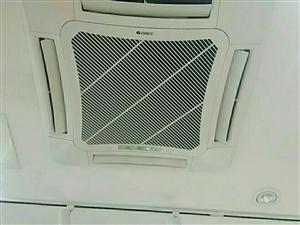 有一批九成新的空调不用了低价处理。