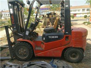 TCM3吨叉车
