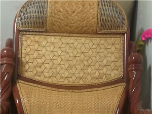 藤椅,九成新,2300买的