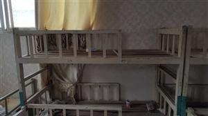 二手床出售  小床50  大床80