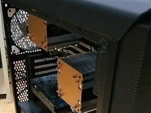 e5服务机 以前用于地下城!你懂的!可开15个窗口。使用了4个月