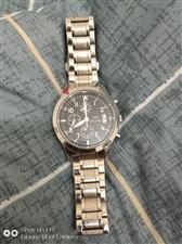 出售手表,买的时候一千三,买了三个月了