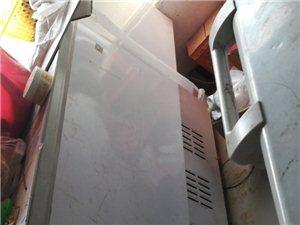 大号冷冻冰柜,因超市不干了,特价转让