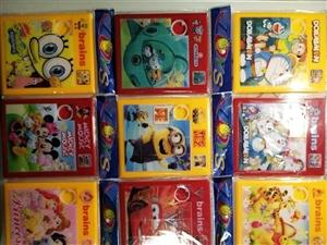 8090后童年的回忆,移动拼图,益智玩具,各种卡通人物均有,有需要的可以联系哦