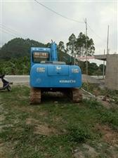 转让一台小松80型挖掘机,发动机,液压各方面都很靓,手机:15112289928