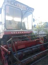 春雨小麦收割机转让