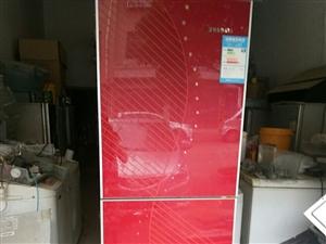 二手�o氟冰箱:�能�h保、超�o音、九成新、一年保修。需要的�c我�系13678513828微信同��L期有...