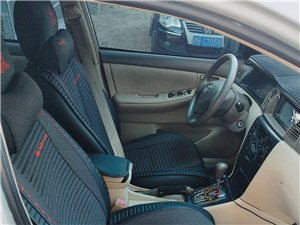 丰田花冠2008款1.8l自动
