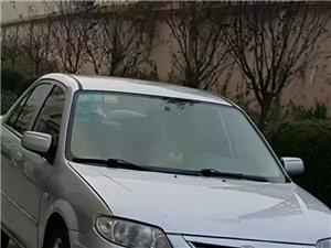 自己家用海南马自达323轿车因换车出售