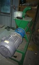 180型猪粪鸡粪干湿分离机 配备7.5/4.0电机 刚买没使用过全新 买时到手价加运费6450元现因...