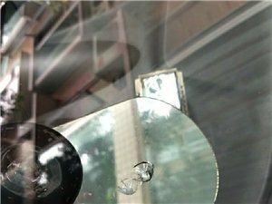 成都汽车挡风玻璃专业修补13658032576